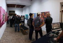 Feria de Arte de Galería Planta Baja