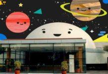 festival astronómico infantil