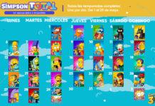 Maratón por las 29 temporadas de Los Simpsons