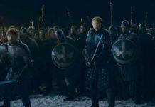 la batalla de winterfell