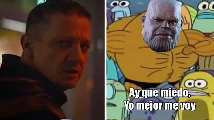 memes de Avengers: Endgame