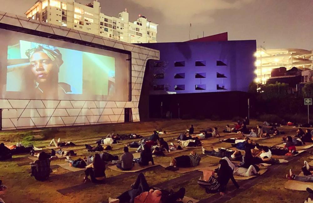 nueva cineteca en chapultepec