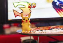 PIZZA DE POKÉMON