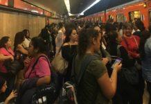 De vuelta a la realidad: caos y retrasos en el Metro de la Ciudad de México