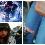 robo a una combi en Ecatepec