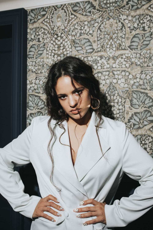 entrevista Rosalía mexico