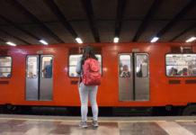 Policías frustran secuestro en el Metro de la CDMX