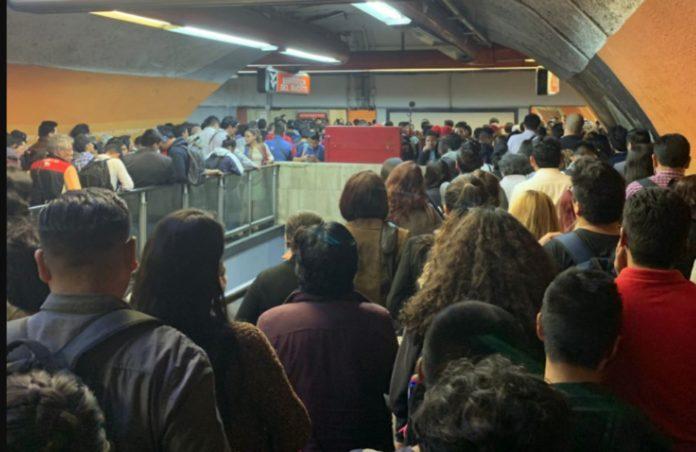 Retrasos en siete líneas: así va el servicio del Metro en CDMX