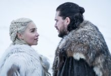 erotismo y sexo en Game of Thrones