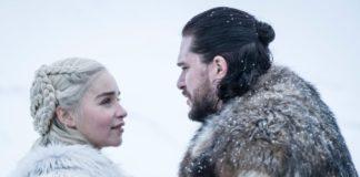 erotismo y sexo en Game of Thrones