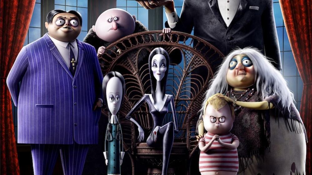 Chilango La Familia Addams Regresa Con Charlizetheron Y Oscar Isaac