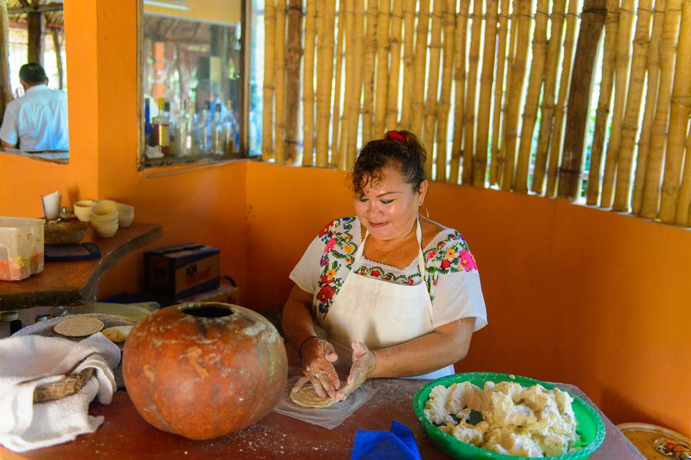 comida yucateca en CDMX
