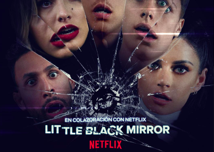 Little Black Mirror con Youtubers