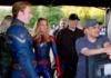Cameo entre el Cap y Stan Lee