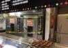 locales de comida en el Metro
