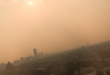 fotos y videos de la contaminación