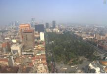 una semana con mala calidad del aire