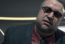 Guillermo del Toro en death stranding