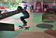Skatepark en San Cosme