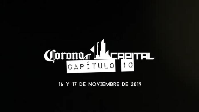 Fechas corona capital 2019