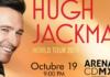 Hugh Jackman viene a la Ciudad de México
