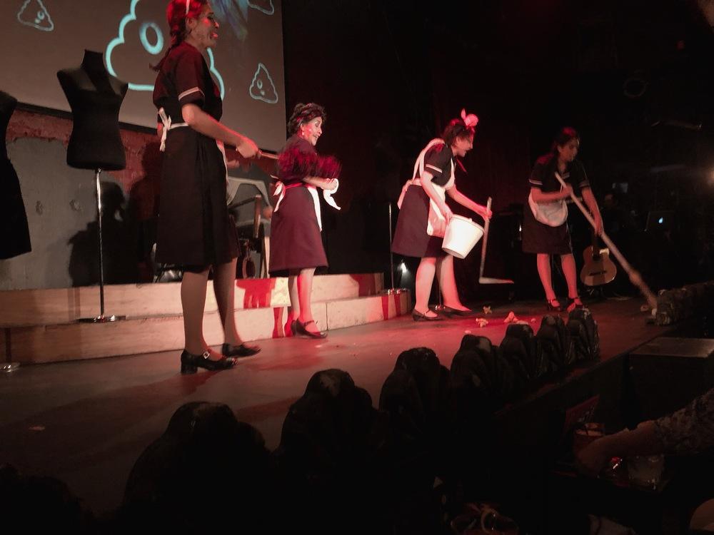 Noches de cabaret con las Reinas Chulas