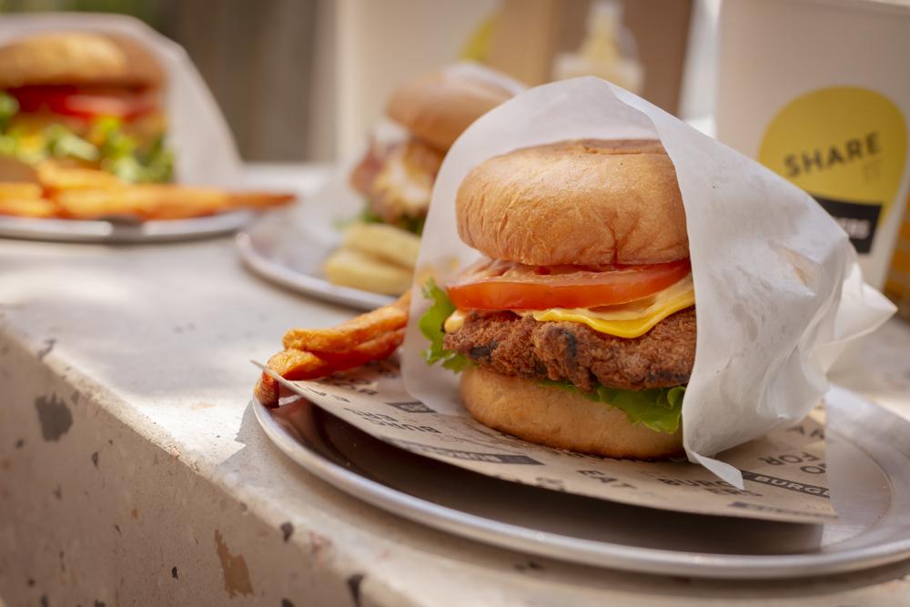 promociones por el Día de la hamburguesa