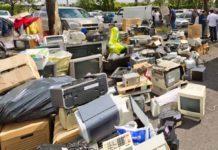 Reciclatón de la UACM en mayo: cambia tu vieja tele por algo útil