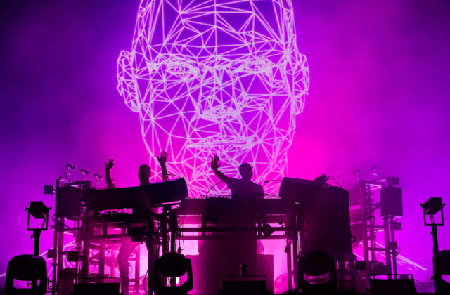 The Chemical Brothers en la CDMX
