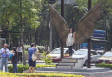 estatuas de Paseo de la Reforma