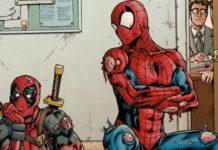 Deadpool en Spider-Man 3