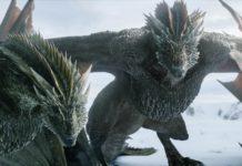 dragones en game of thrones