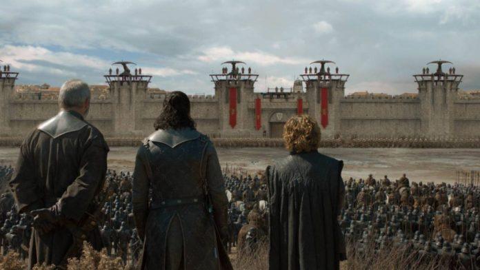 episodio 8x05 de game of thrones