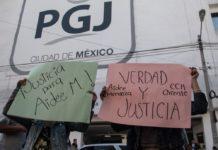 investigación del caso Aideé Mendoza