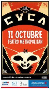 La Cuca regresa a la Ciudad de México