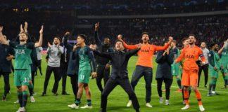 la hazaña del Tottenham