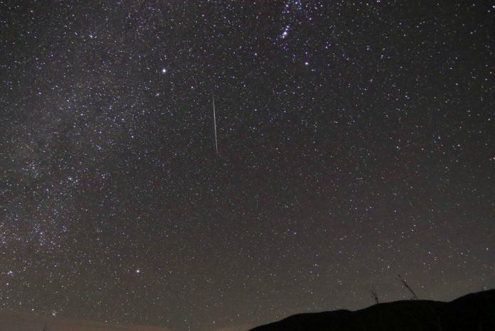 ¡Mira al cielo! El fin de semana podremos ver la lluvia de estrellas de mayo