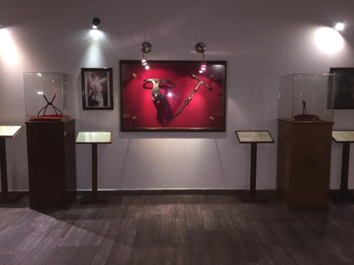 Museo de la Tortura en la CDMX