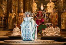 ópera del met en el auditorio nacional