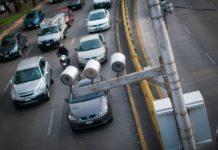 Más de 33 mil infracciones en el primer mes de las fotocívicas en CDMX