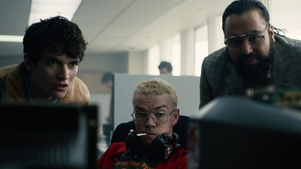 El primer vistazo oficial a la quinta temporada de Black Mirror