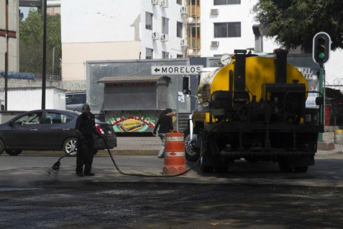 Habrá cierres viales por trabajos de repavimentación en vías primarias