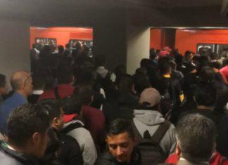¡Ojo! Encontrarás retrasos en el servicio del Metro este viernes