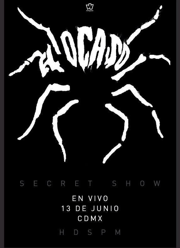 show secreto de Tito de Molotov