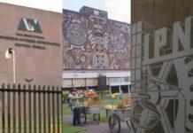 Por contaminación, suspendenclases en el IPN y UNAM este viernes