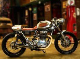 vintage moto art 2019