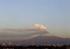 explosiones en Popocatépetl