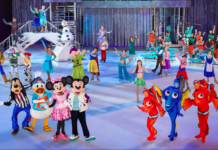 Disney On Ice en el Auditorio