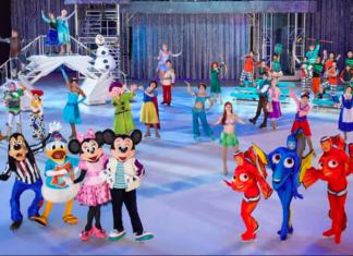 Disney On Ice en el Auditorio