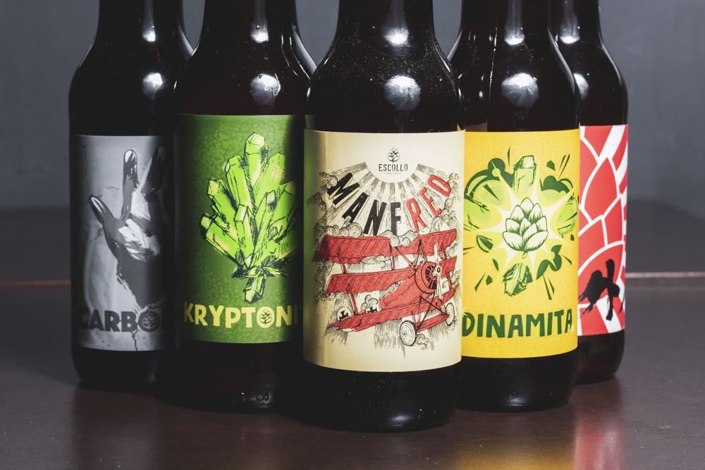 Cervecería Escollo